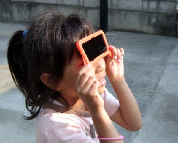 画像1: 太陽めがね(遮光レンズ)B型   (1)