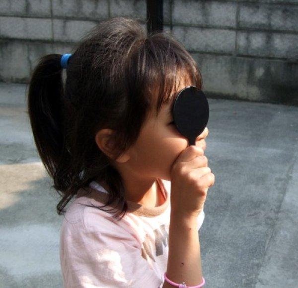 画像1: 太陽めがね(遮光レンズ)A型   (1)