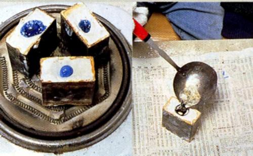 ワックス鋳造メタル(指輪をつくろう!)                                        [(SI) 11-5930]